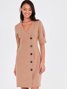 Платья - Платье на запах Tom Farr , 0