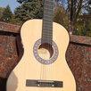 Гитара цвет натуральный по цене 3800₽ - Акустические и классические гитары, фото 2