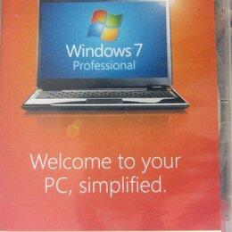 Программное обеспечение - Ос Windows-7 Professional OEM 64 Bit English новая, 0