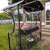 Кованый мангал с крышей по цене 60000₽ - Грили, мангалы, коптильни, фото 4