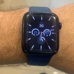 Умные часы и браслеты -  Apple Watch 6 идеал , 0