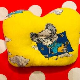 Покрывала, подушки, одеяла - Подушка ортопедическая детская , 0