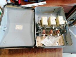 Электрические щиты и комплектующие - Ящик ЯБПВУ с блокировкой 100А, 0