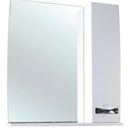 Зеркала - Зеркало-шкаф в ванную комнату  Bellezza Абрис 80…, 0