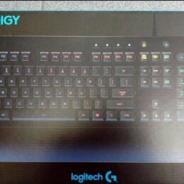 Клавиатуры - Игровая клавиатура logitech g213, 0