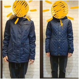 Куртки и пуховики - Куртки для девочки, рост 158, 0