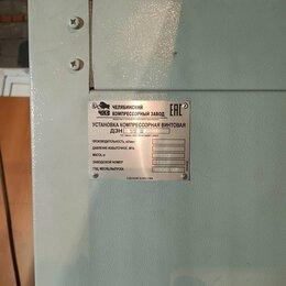 Воздушные компрессоры - Компрессор ДЭН-55, 0