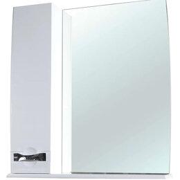 Зеркала - Зеркало-шкаф в ванную комнату  Bellezza Абрис 65…, 0