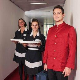 Обслуживающий персонал - Носильщик в гостиницу - отель 4 звезды., 0