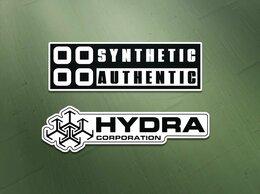 Интерьерные наклейки - Наклейка Cyberpunk - Synthetic Authentic, Hydra Co, 0