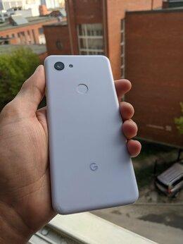 Мобильные телефоны - Google pixel 3a violet (NO box, only phone) , 0