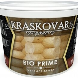 Антисептики - Грунт для дерева Kraskovar BioPrime, 0