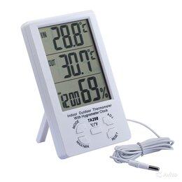 Термометры - Термометр-гигрометр, 0