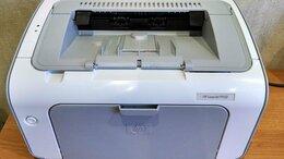 Принтеры и МФУ - Лазерный принтер HP LaserJet P1102, 0
