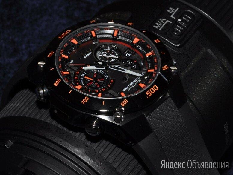Casio Edifice EQW-M1100C-1AER/ модуль 5122 по цене 18000₽ - Наручные часы, фото 0