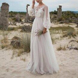Платья - Новое свадебное платье в стиле Бохо, 0