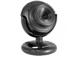 Веб-камеры - Веб-камера Defender C-2525HD черный, 0