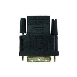 Компьютерные кабели, разъемы, переходники - Адаптер/переходник HDMI-DVI, 0
