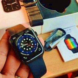 Умные часы и браслеты - Смарт Часы Apple Watch 6 серии, 0