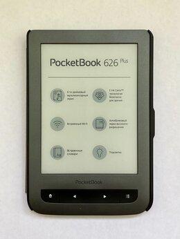 Электронные книги - Электронная книга PocketBook 626 Plus + чехол…, 0
