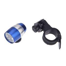 Фонари - Мини-фонарь для велосипеда Mini Safety Light Dachelun 6 LED, синий, 0