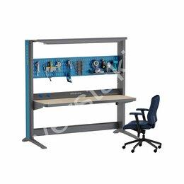 Мебель для учреждений - Рабочее место KronVuz Pro WP 1000-LS, 0