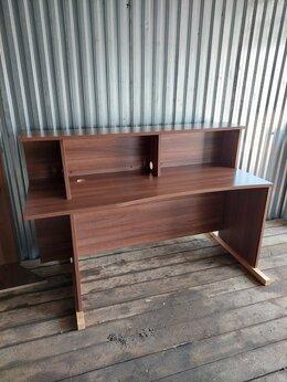 Мебель для учреждений - Компьютерный стол/Офисный стол/ресепшн, 0