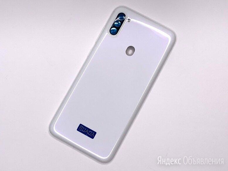 Задняя крышка SAMSUNG Galaxy A11 (A115F) White по цене 290₽ - Корпусные детали, фото 0