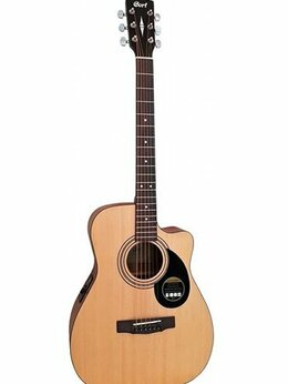 Акустические и классические гитары - Cort AF515CE-OP, 0