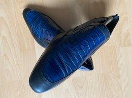 Туфли - Туфли кожаные (Италия) Vero cuoio Lizard(46…, 0