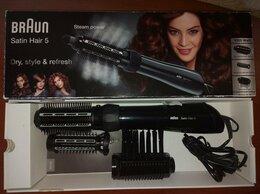 Фены и фен-щётки - Фен BRAUN для укладки и сушки волос , 0