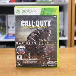 Игры для приставок и ПК - Call of Duty: Advanced Warfare - Xbox 360 Б.У, 0
