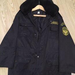 Одежда - Черный Бушлат, 0