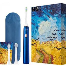 Электрические зубные щетки - Электрическая зубная щетка Soocas X3U Van Gogh, 0