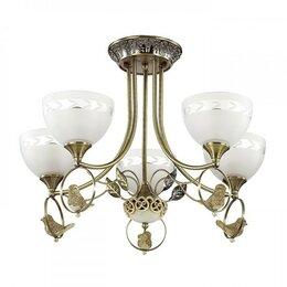 Люстры и потолочные светильники - Люстра потолочная LUMION HORAS 3403/5C, 0