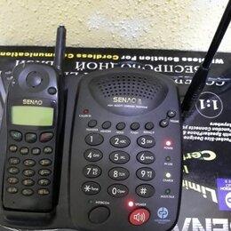"""Радиотелефоны - Радиотелефон """"Сенао-358"""", база без трубки., 0"""