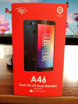 Мобильные телефоны - телефон itel а46 новый в упаковке, 0