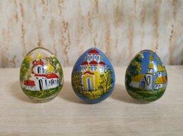 Другое - Пасхальные яйца с росписью, 0