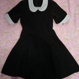 Платья и сарафаны - Платье школьное чёрное, 0