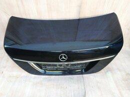 Кузовные запчасти - Крышка багажника Mercedes W221 А2217500275, 0