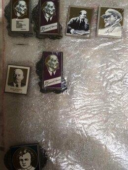 """Жетоны, медали и значки - Значки """"Лениниана"""", 0"""