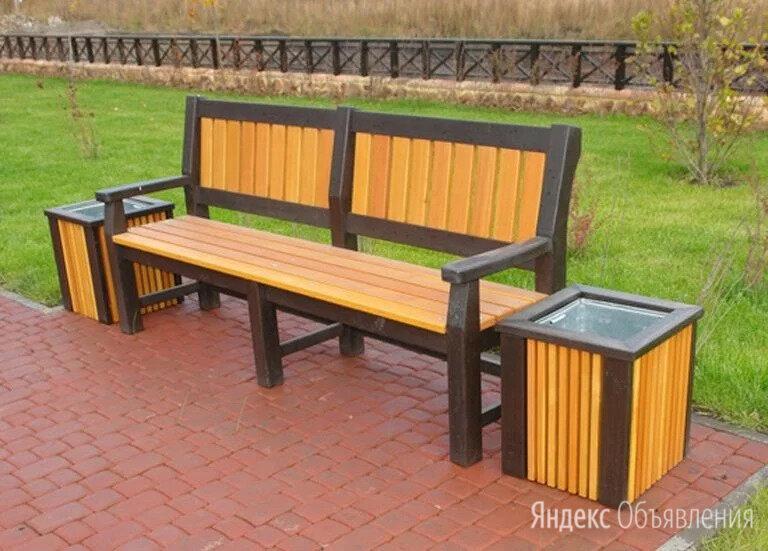 Скамейки для парков и частного сектора по цене 12000₽ - Скамейки, фото 0