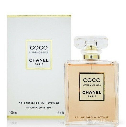 Новые Духи Chanel Coco Mademoiselle 100 мл по цене 1000₽ - Парфюмерия, фото 0