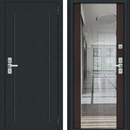 Входные двери - Входная дверь Глори Муар антрацит Wenge Veralinga, 0