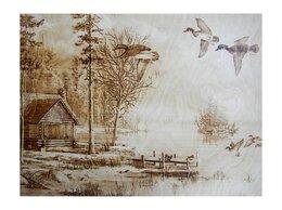 Картины, постеры, гобелены, панно - Подарок рыбаку или охотнику, 0
