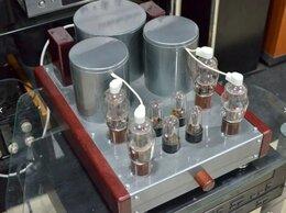 Усилители и ресиверы - Ламповый усилитель на Г - 807 ( разн. обмены ), 0