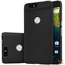 Чехлы - Пластиковый чехол для Huawei Nexus 6P черный…, 0