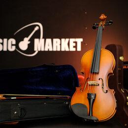 Смычковые инструменты - Скрипка 4/4 с подключением Fabio SF39-015EQ, 0