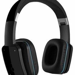 Аксессуары - Наушники Кроун Наушники CMBH-9300 Bluetooth Headphone black (20 Гц-20.000 Гц,..., 0