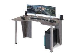 Компьютерные и письменные столы - Игровой компьютерный стол КСТ-18, 0